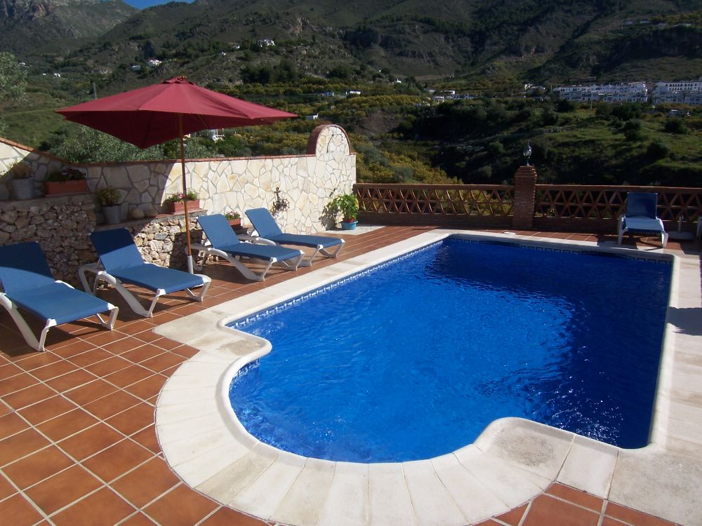 Country house for rent in Frigiliana - Costa del Sol East