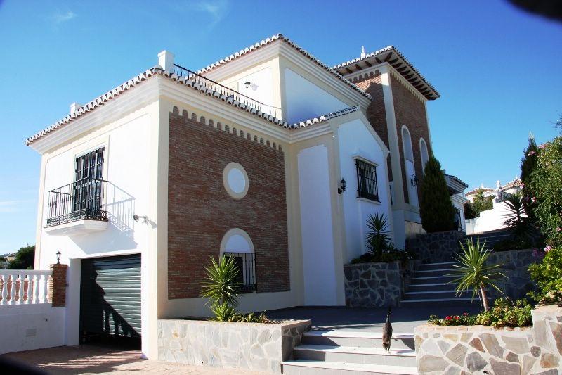 Villa  Frigiliana - Costa del Sol East