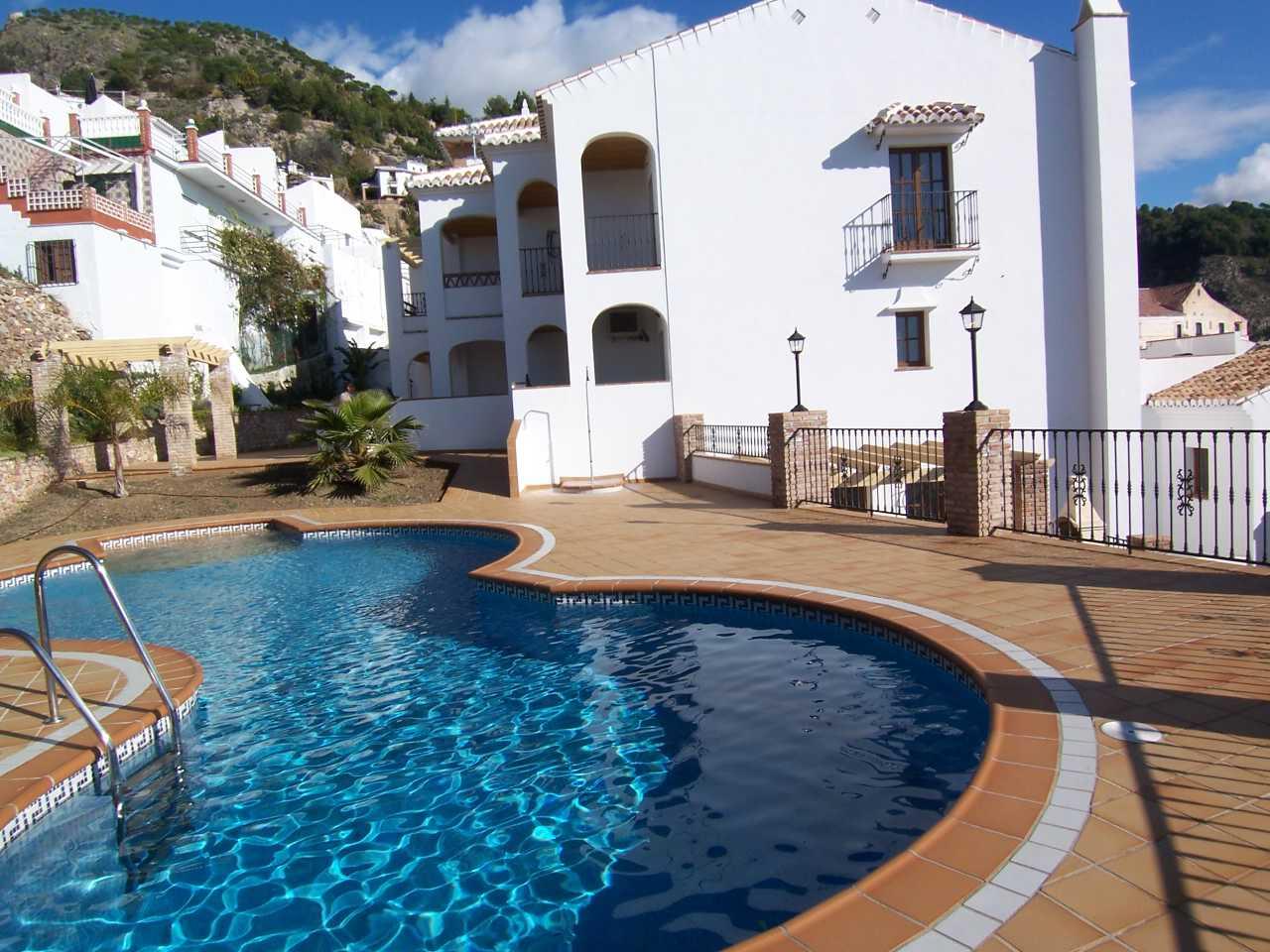 Apartment for rent in Frigiliana - Costa del Sol East