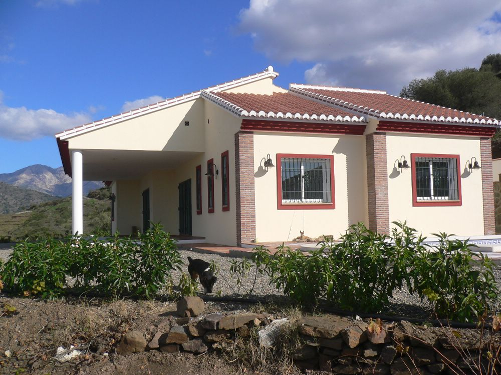 Country house for rent in Competa - Costa del Sol East