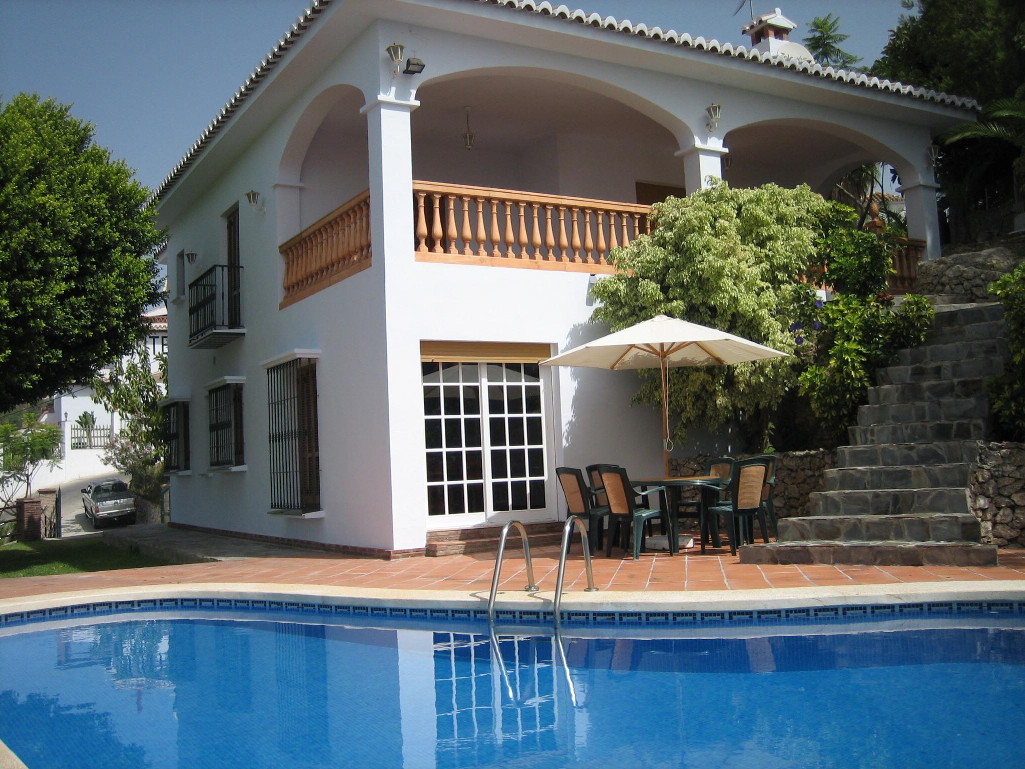 Villa for rent in Nerja - Costa del Sol East